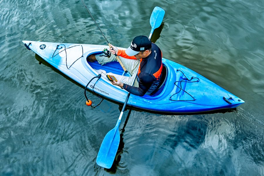 Deeper Kayak